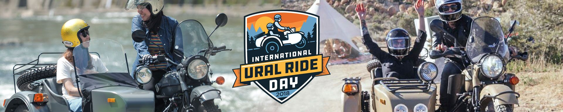 International Ural Ride Day