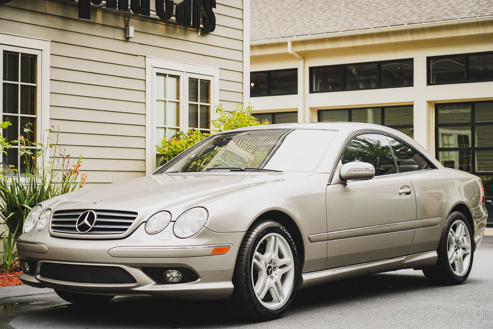2006 Mercedes-Benz CL500 Coupe