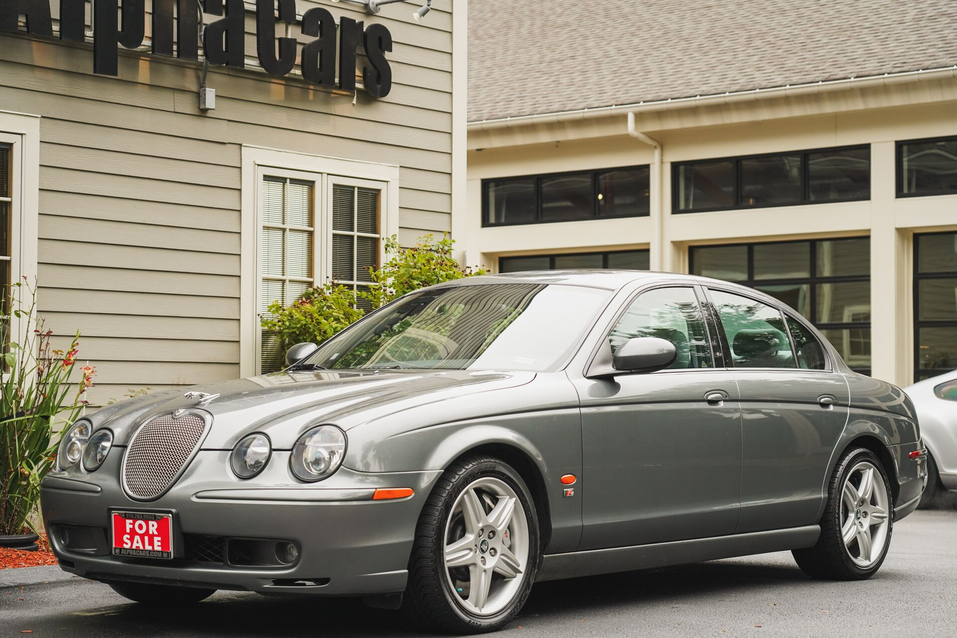 2003 Jaguar S-TYPE R Supercharged