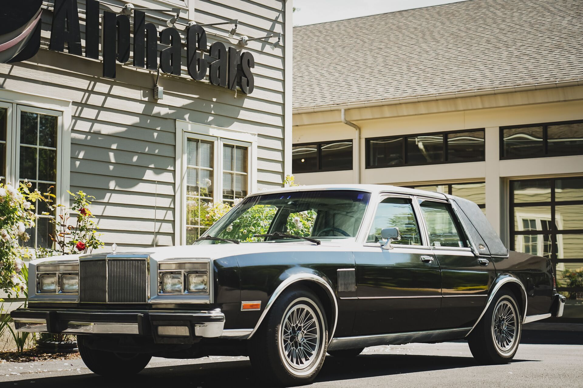 1987 Chrysler Fifth Avenue RADwood Special
