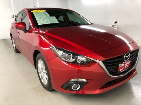2016 Mazda Mazda3 i