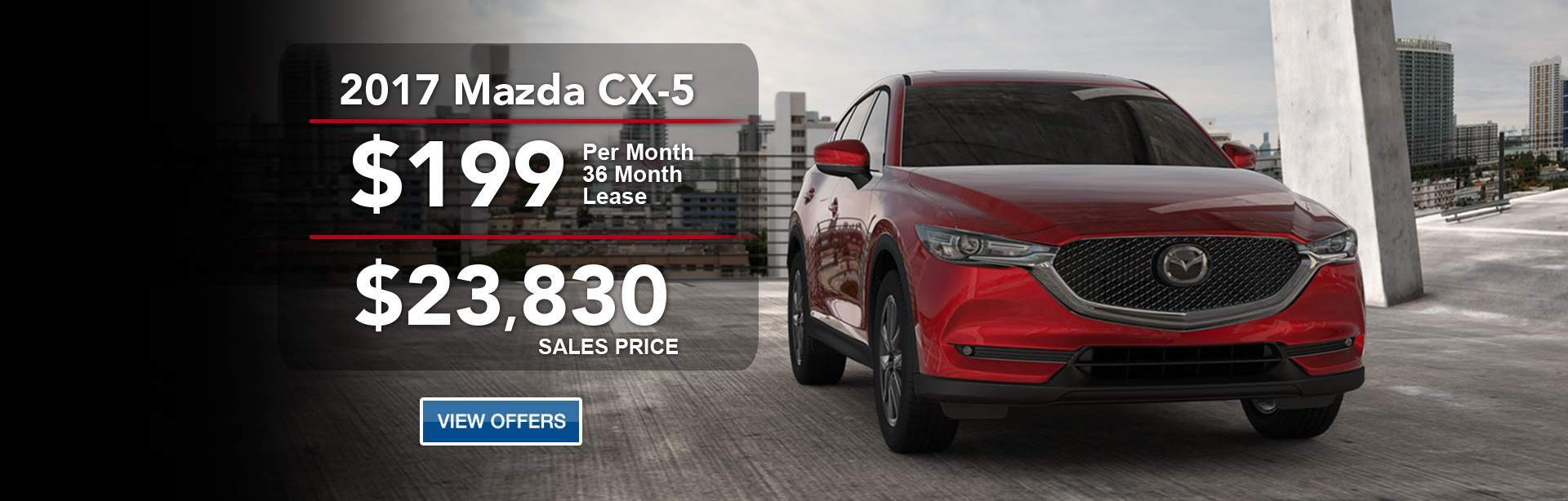 CX-5 deals at Bert Ogden Mazda Mission