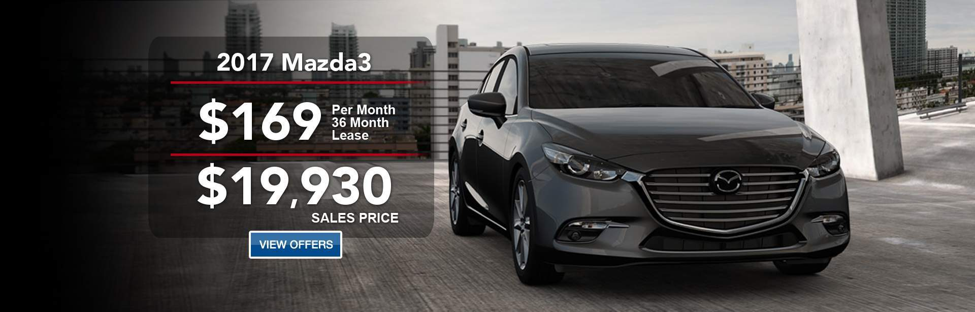Mazda3 Deals at Bert Ogden Mazda Mission