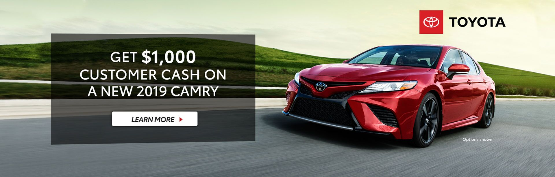 2019 April GST Camry