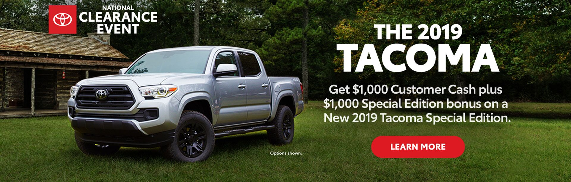 2019 August GST Tacoma
