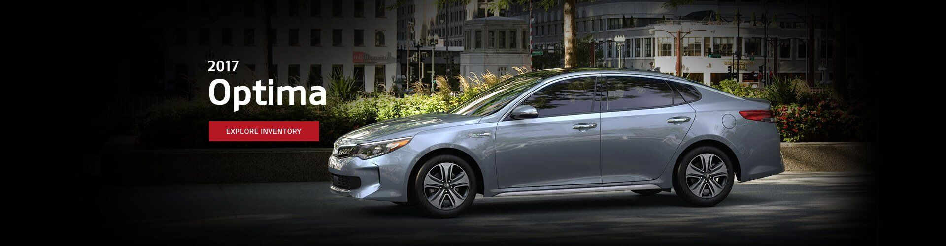 New Kia Optima at Fuccillo Kia of Wesley Chapel