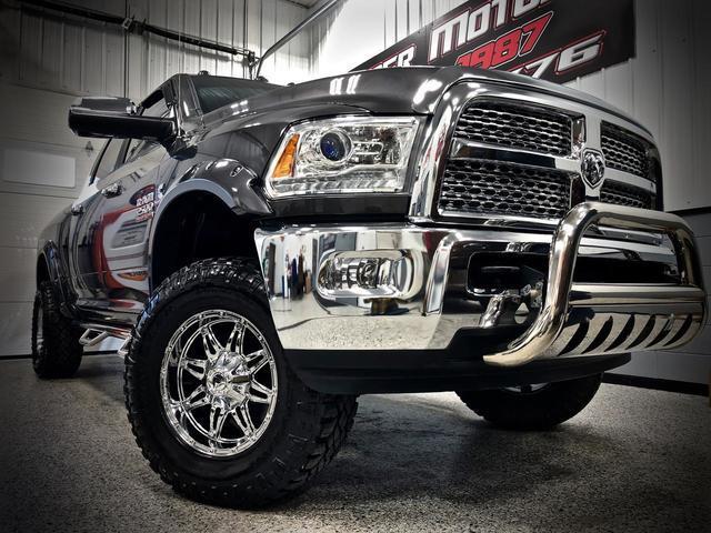 2014 RAM 2500 CREW CAB 4X4 Laramie