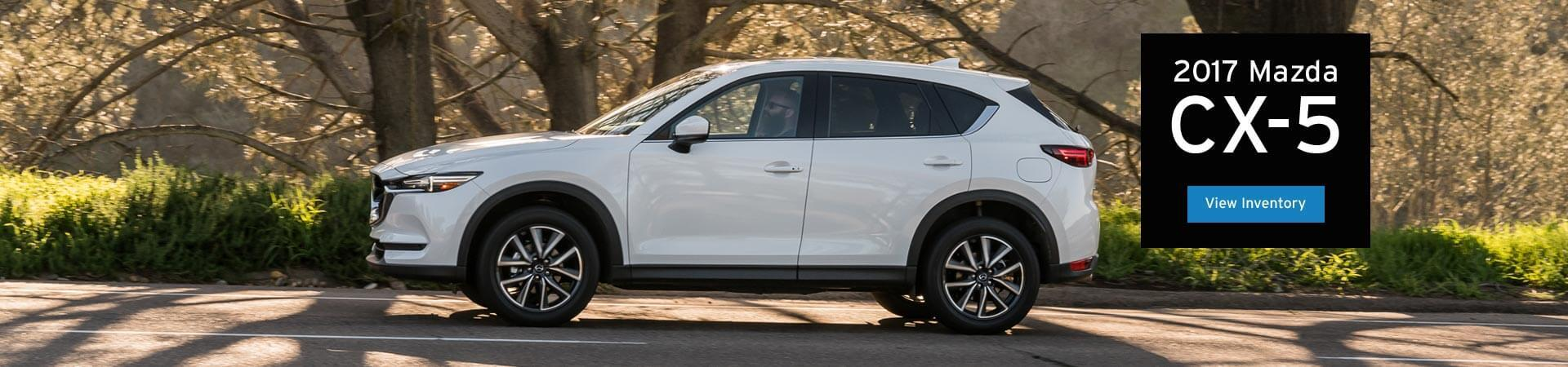 New Mazda CX-5 at Mazda of Old Saybrook