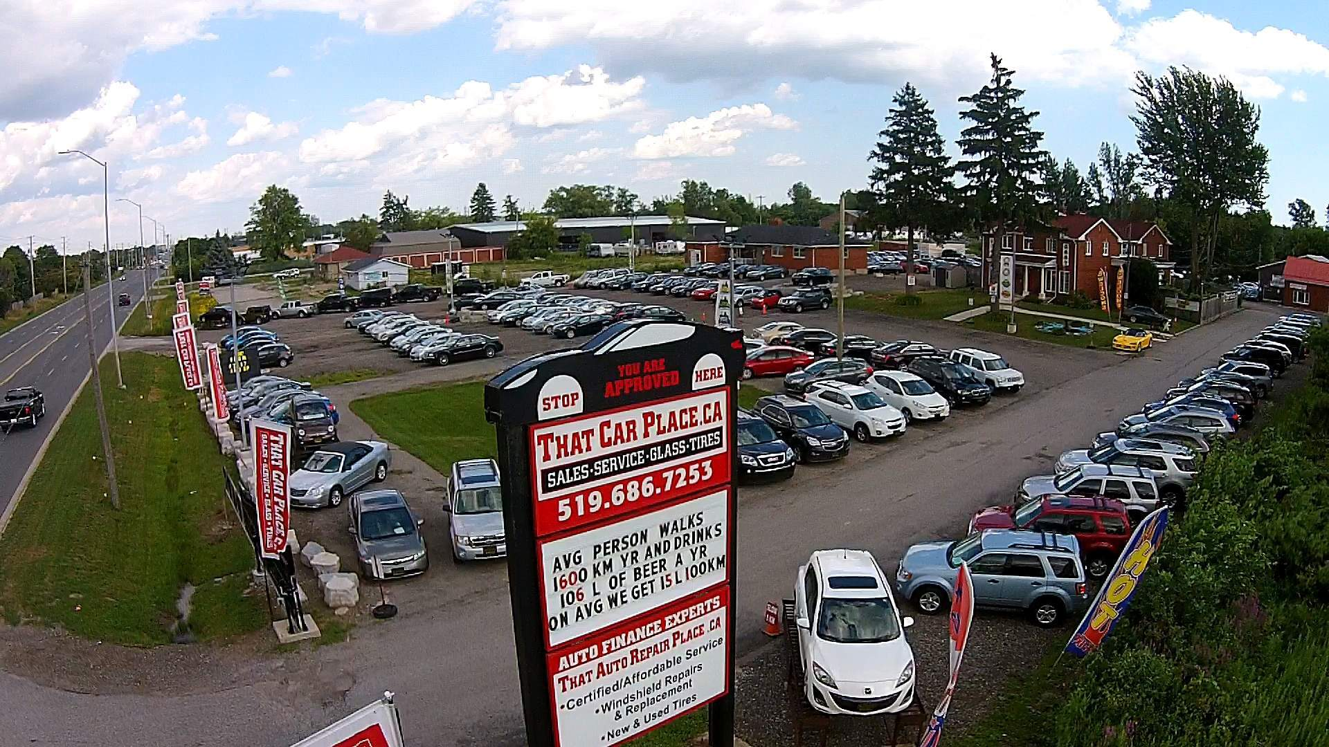 That Car Place London Ontario Used Car Dealership