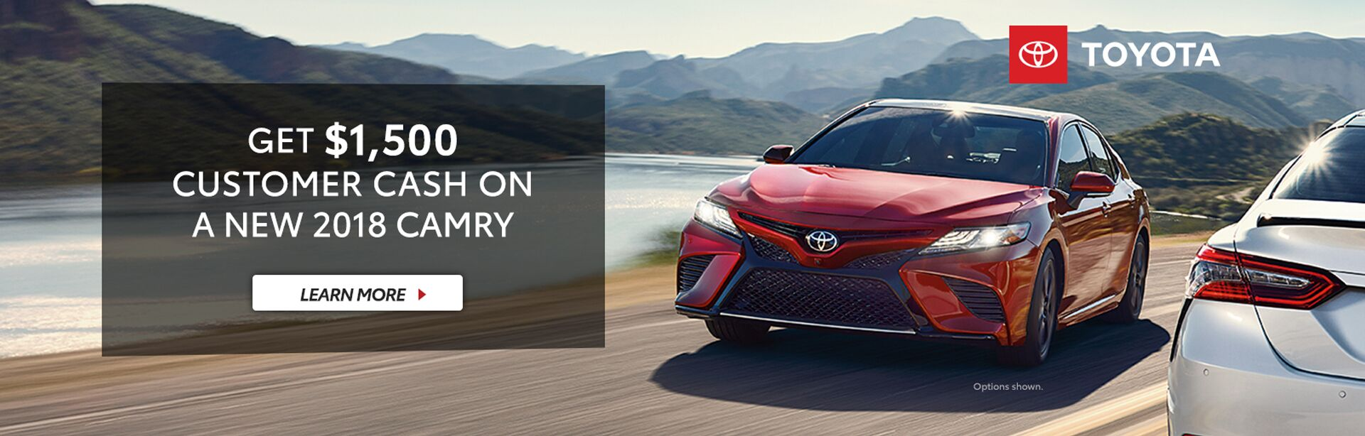 Camry July 2018