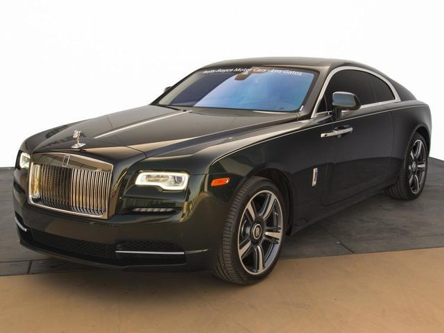 2017 Wraith Drivers Assistance One