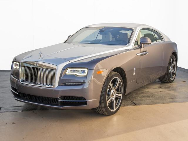 2017 Rolls-Royce Wraith Duo-Tone Paint