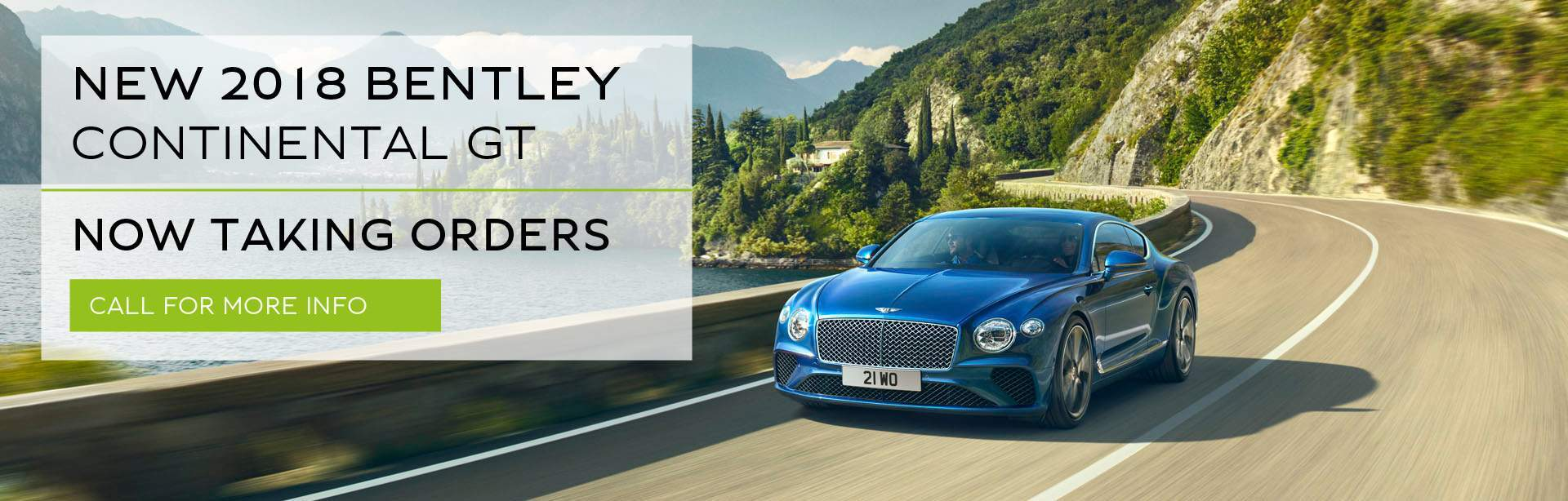 Bentley Lease Specials