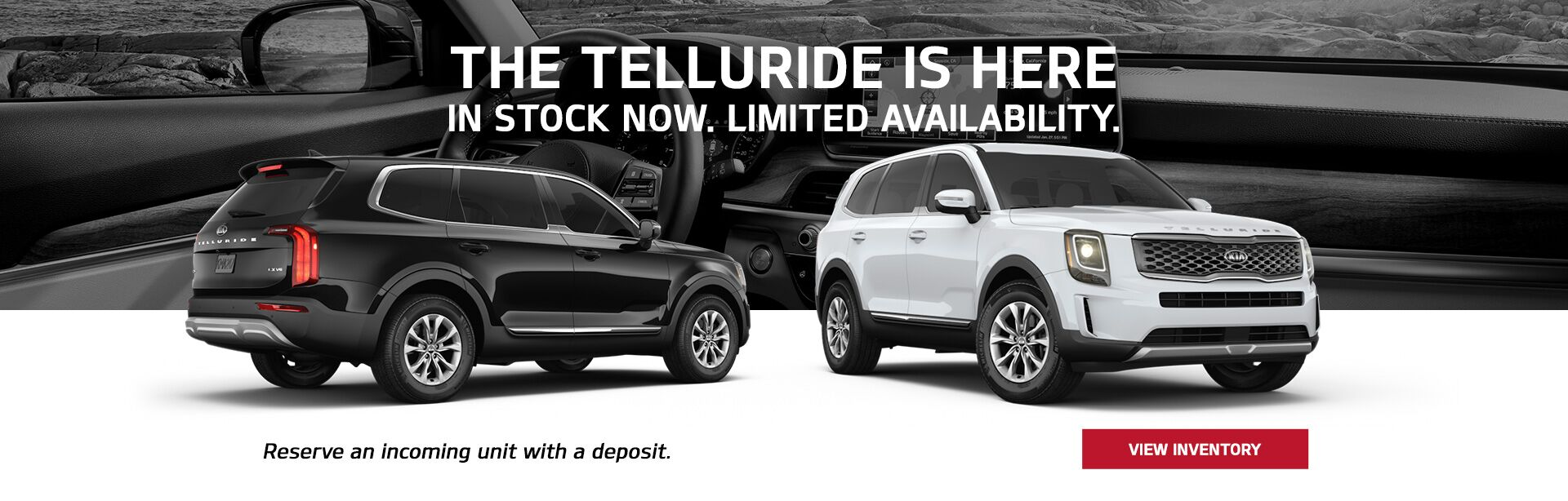 The Telluride Is Here