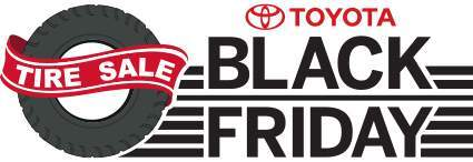 Black Friday Tire Sales