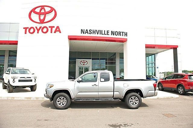 2018 Toyota Tacoma SR5 Access Cab 6' Bed V6 4x4 AT