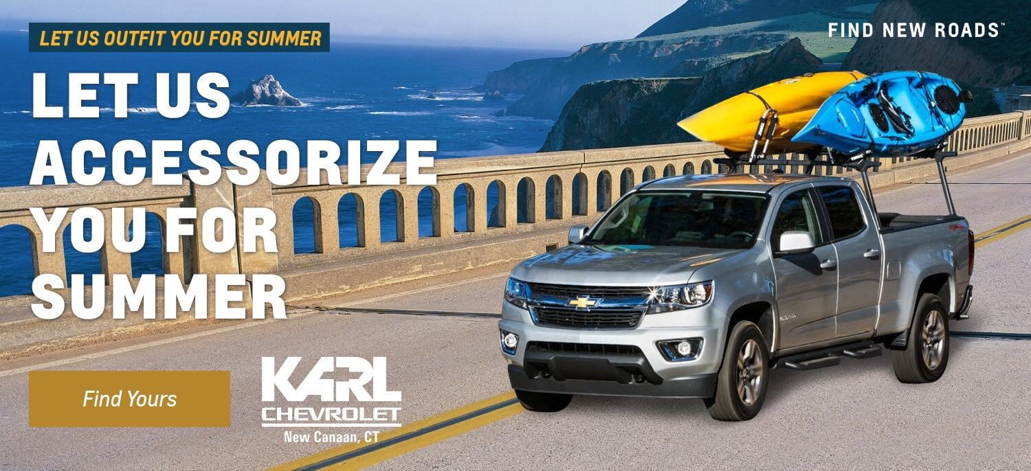 Karl Chevy Accessorize for Summer