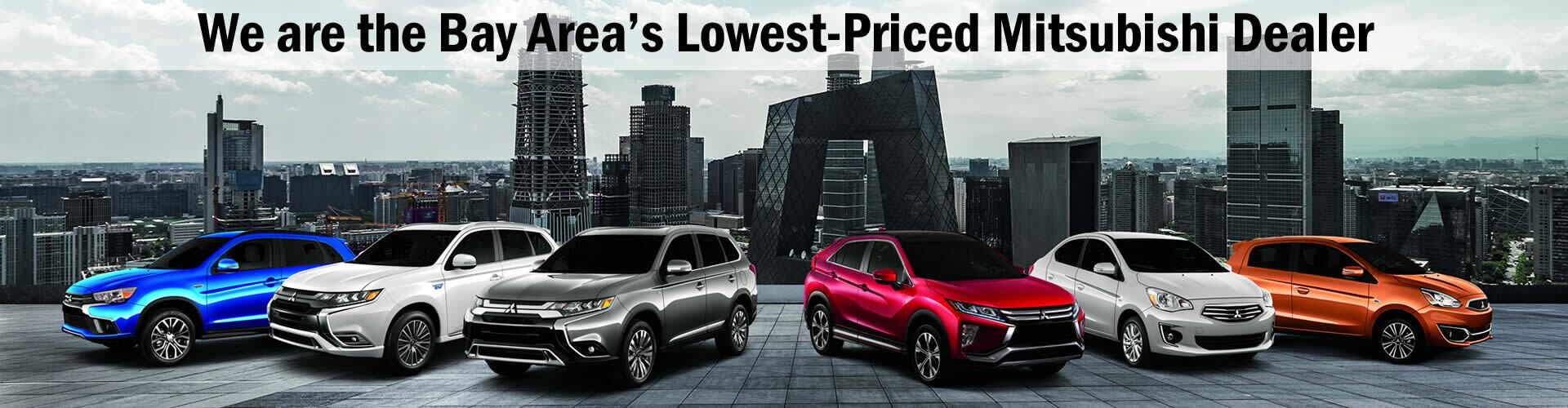 Lowest-Price Mitsubishi Dealer