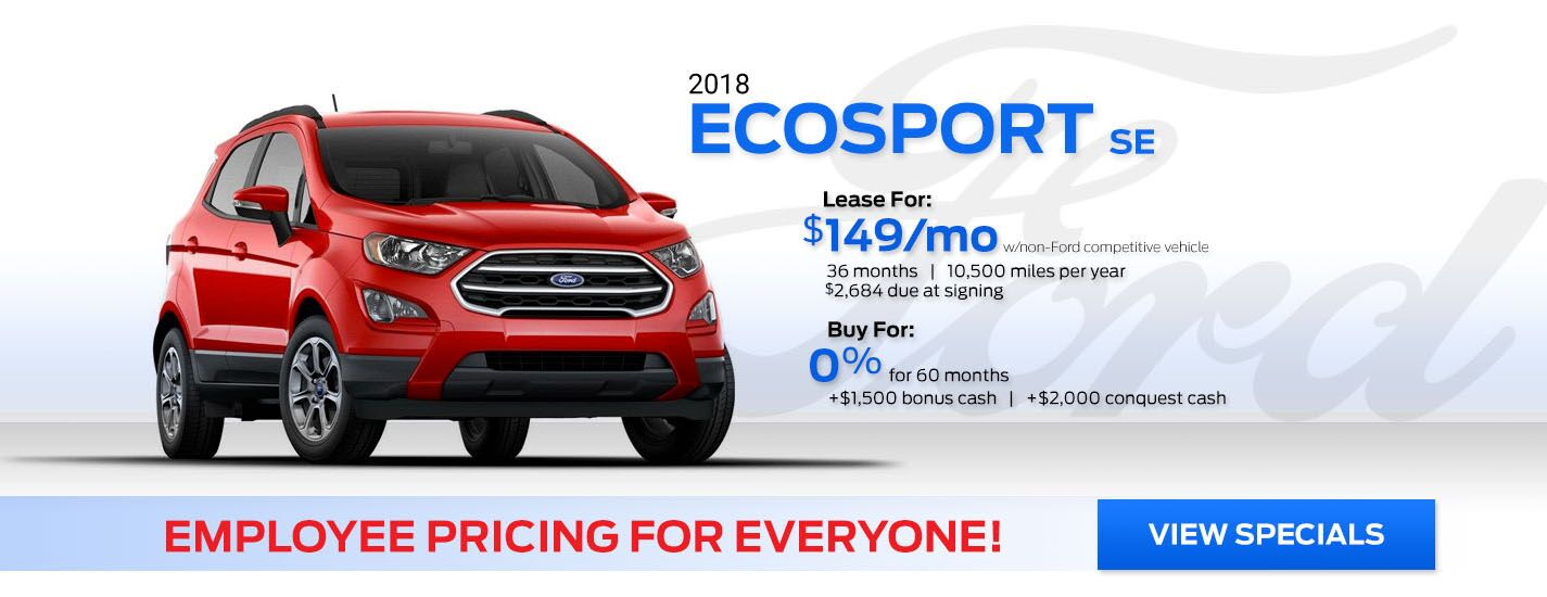 EcoSport Mobile July