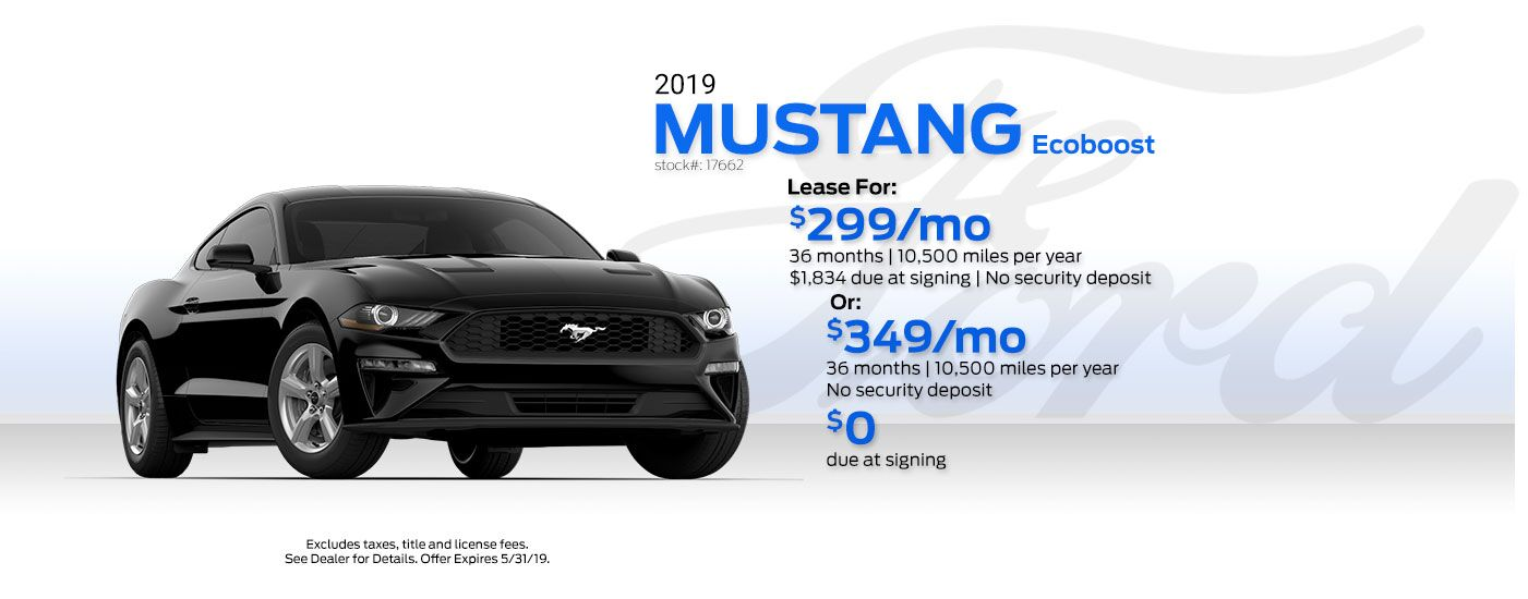 May Mustang Mobile