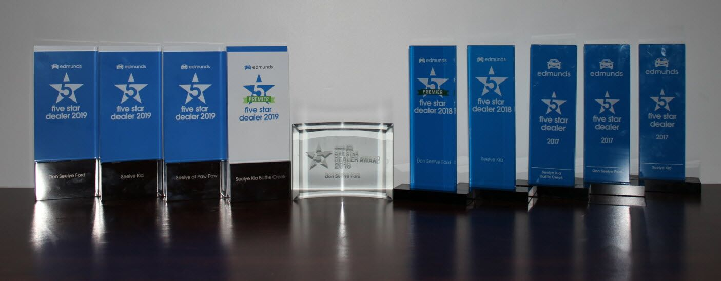 Edmunds Five Star Awards