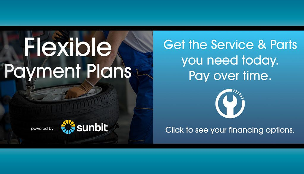 Service Payment options