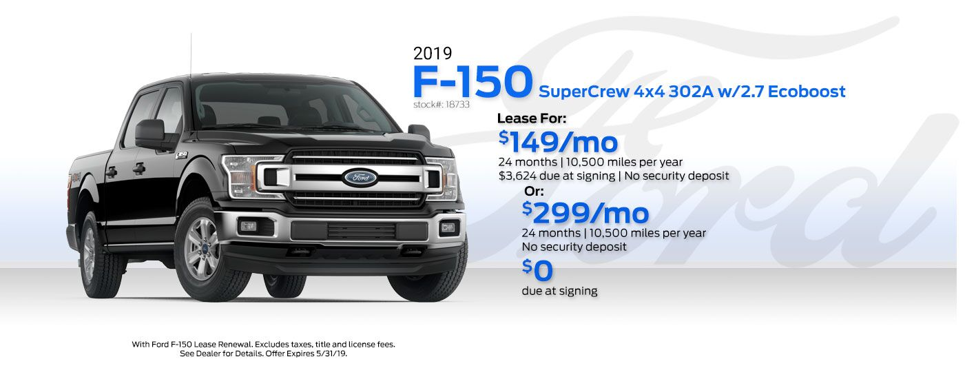 May F-150 Mobile