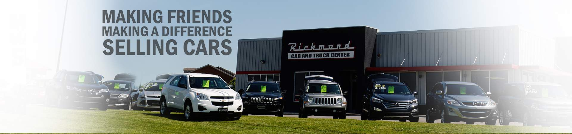 Car Dealerships In Richmond Ky >> Used Car Dealership Richmond Ky Richmond Car And Truck Center