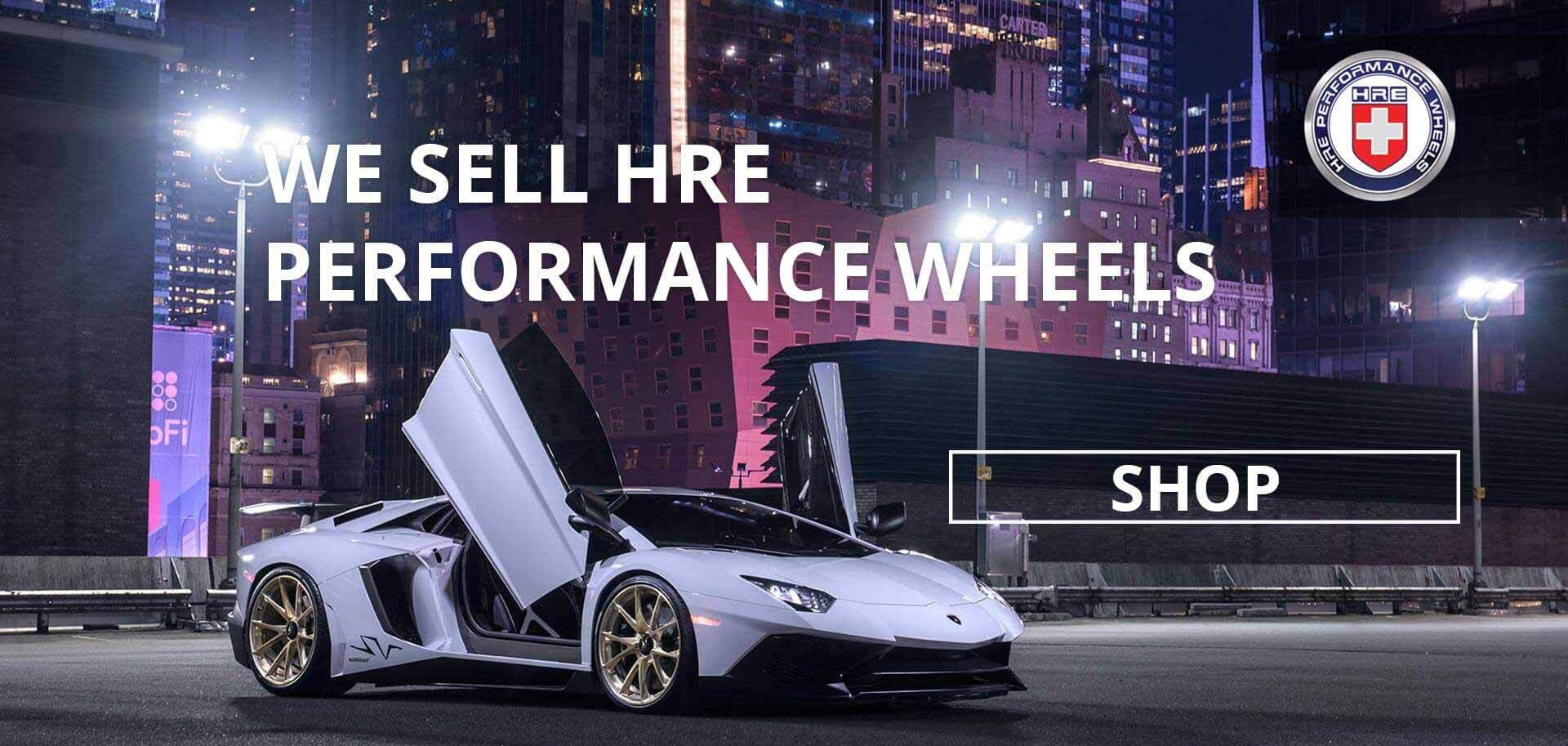 We Sell Performance Wheels!