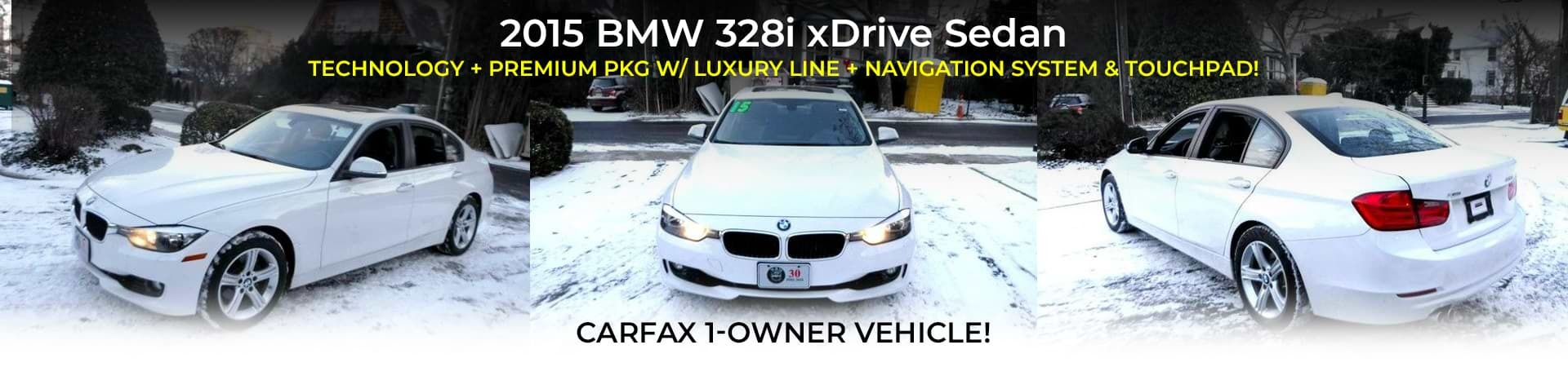 2015 BMW 328i at WBM of Arlington