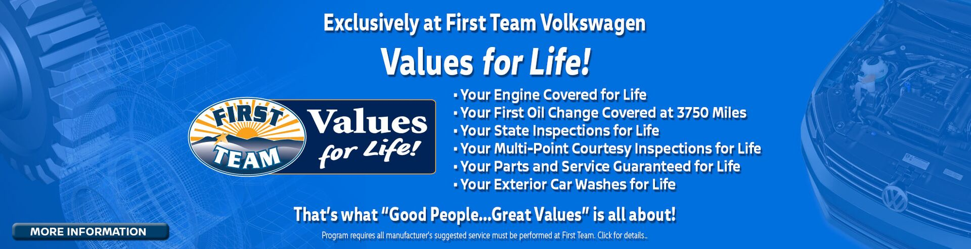 Values for Life