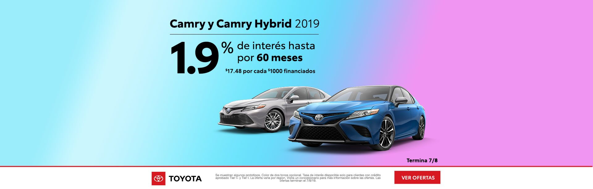 2019 June NYR Spanish Tier3 Camry