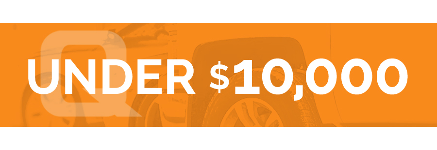 Great used cars priced UNDER $10,000