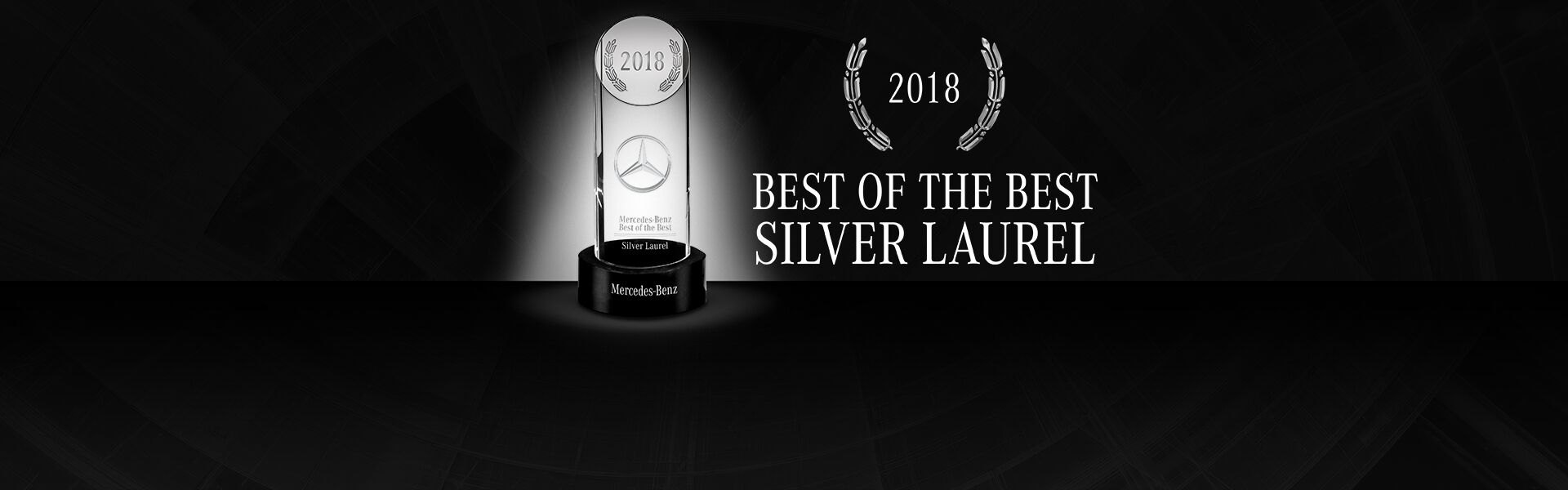 Best of the Vest Silver Laurel