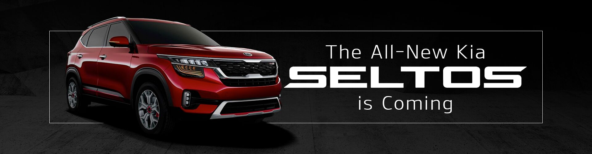 All-New Kia Seltos