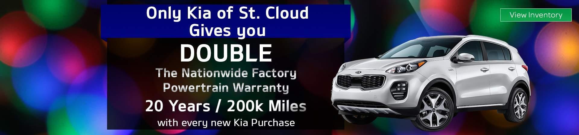 Exceptional Warranty