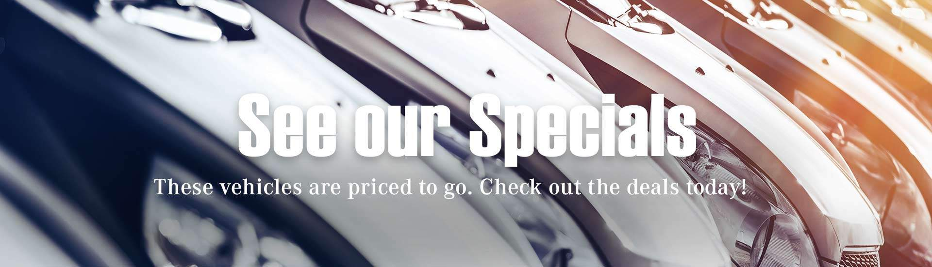 Specials at Refer Expert Auto Loan Store