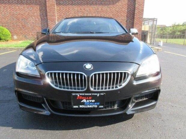 2013 BMW 6 Series 650i xDrive M Sport Pkg