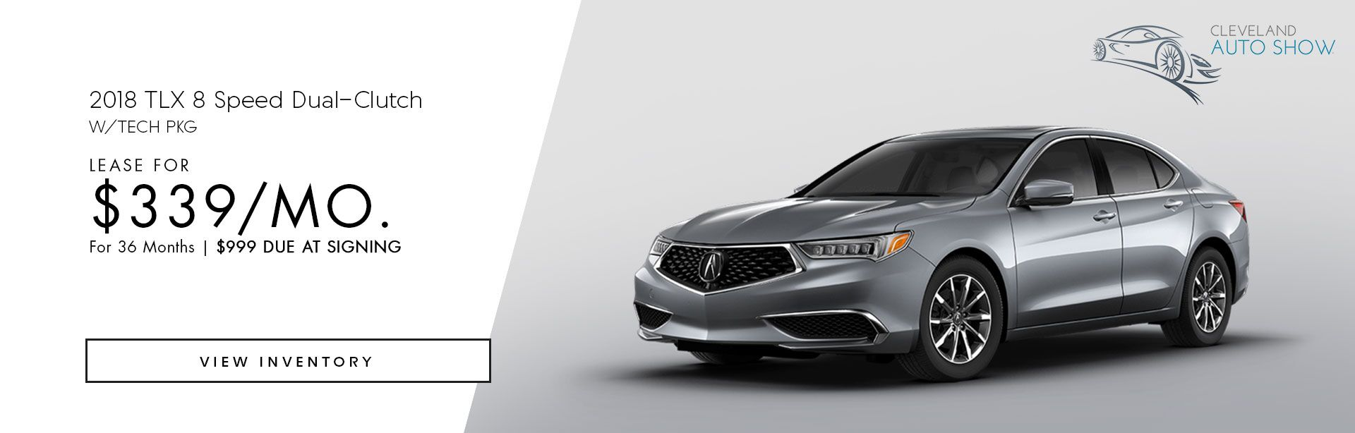 2018 Acura TLX 8 Speed Dual-Clutch