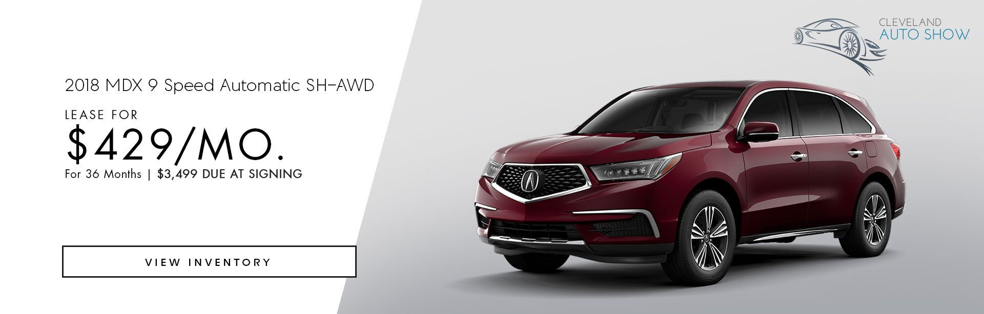 2018 Acura MDX 9 Speed Automatic SH-AWD