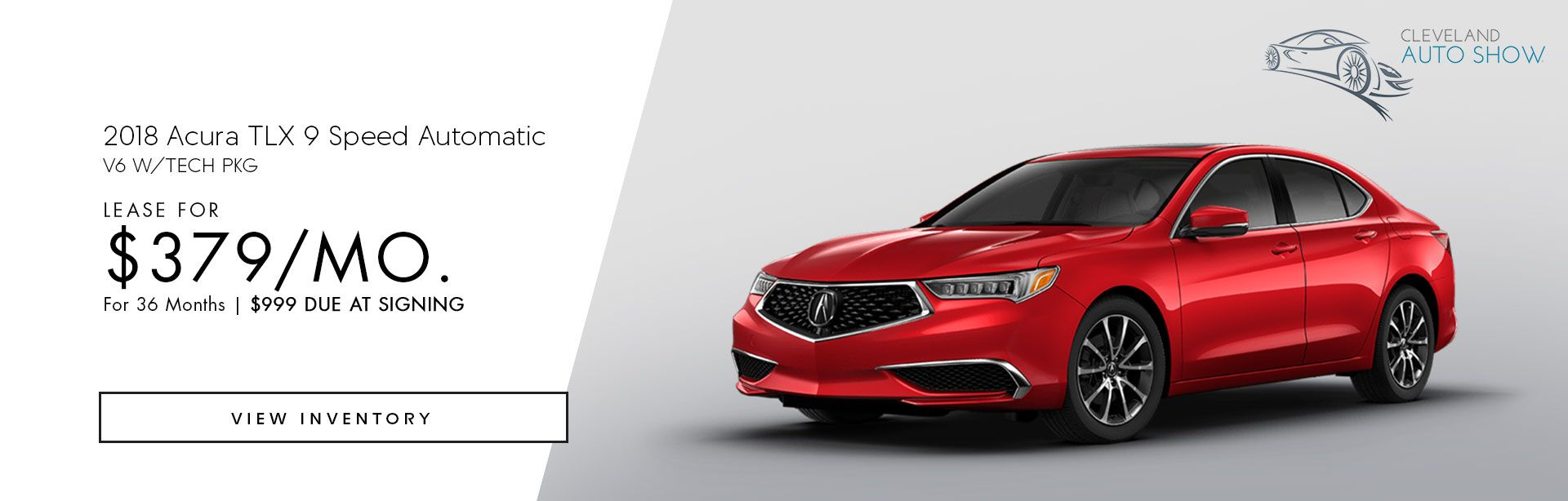 2018 Acura TLX 9 Speed