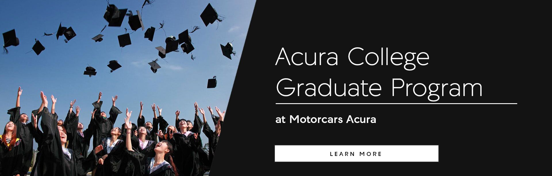 Acura College Grad Program