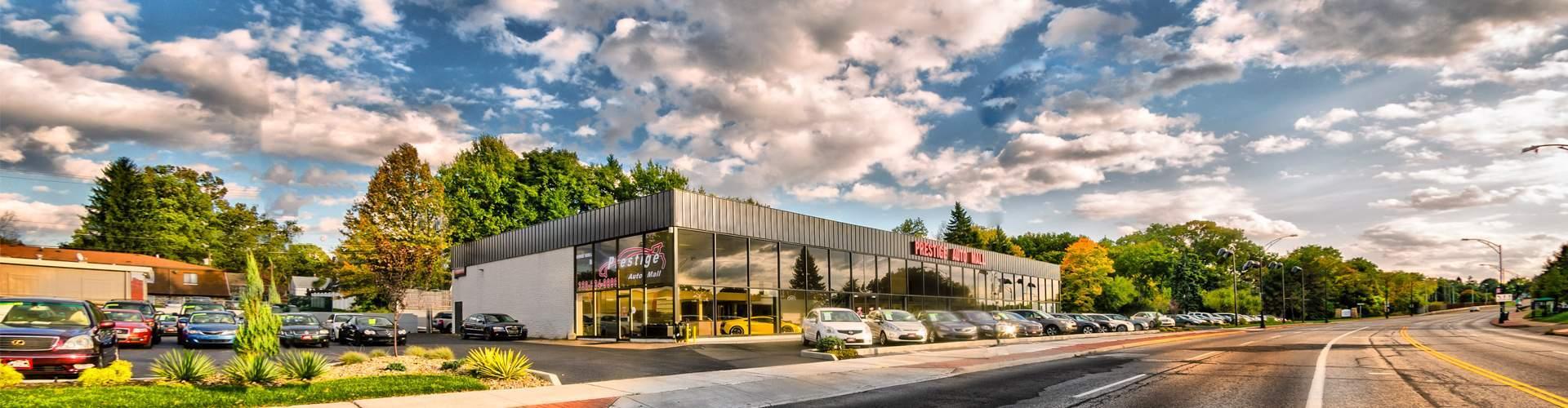 prestige auto mall used car dealership cuyahoga falls oh autos post. Black Bedroom Furniture Sets. Home Design Ideas