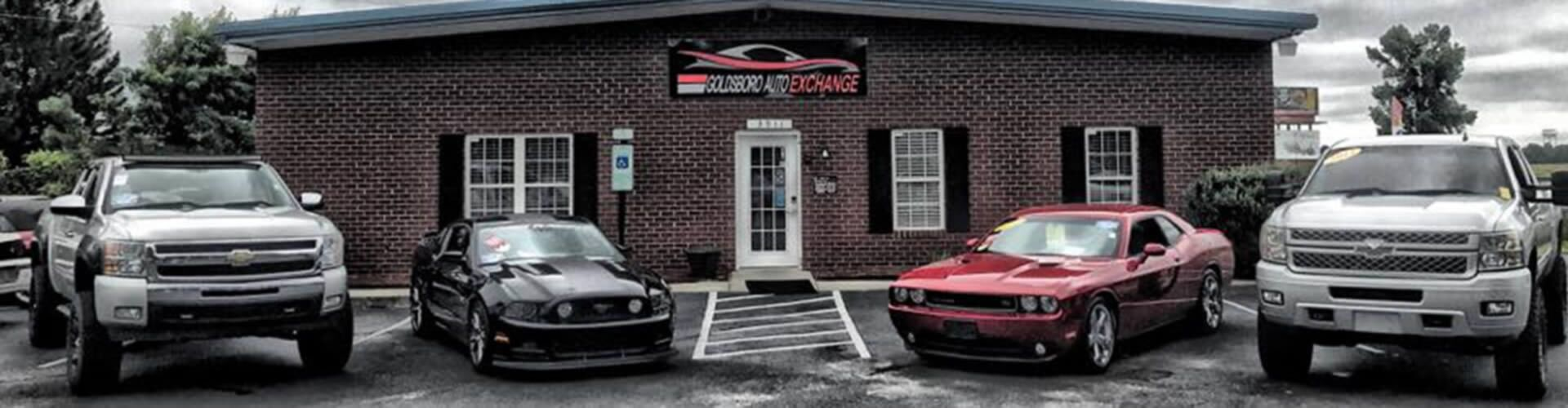Pre Owned Dealership Goldsboro Nc Used Cars Goldsboro Auto Exchange