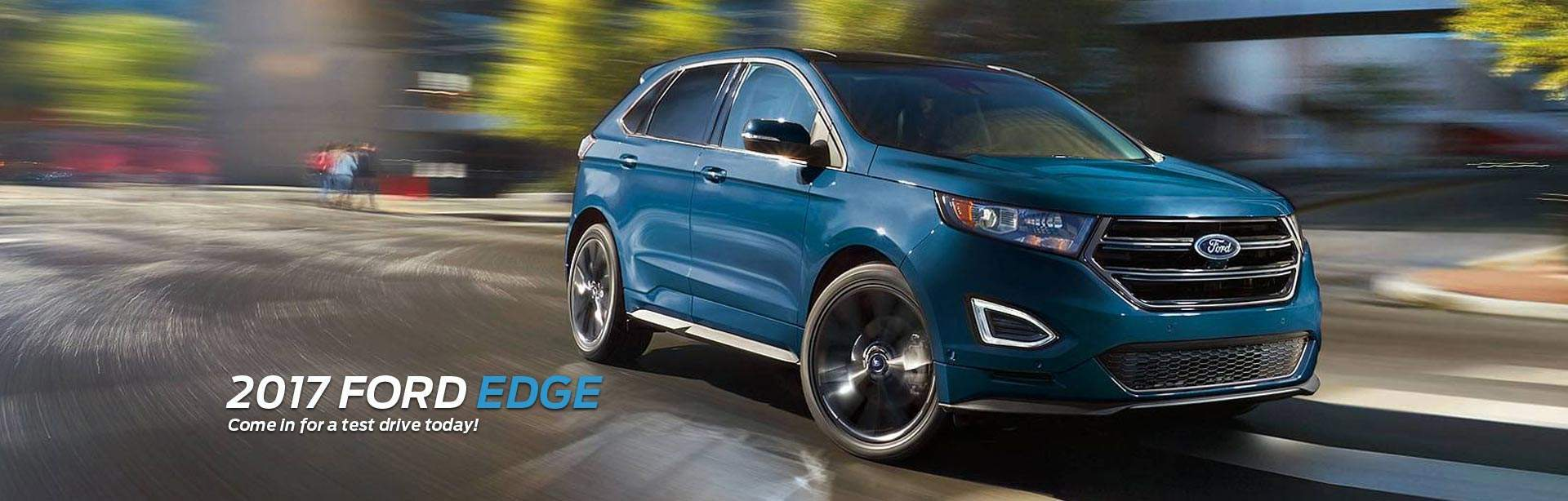 2017 Ford Edge at Eckenrod Ford Lincoln