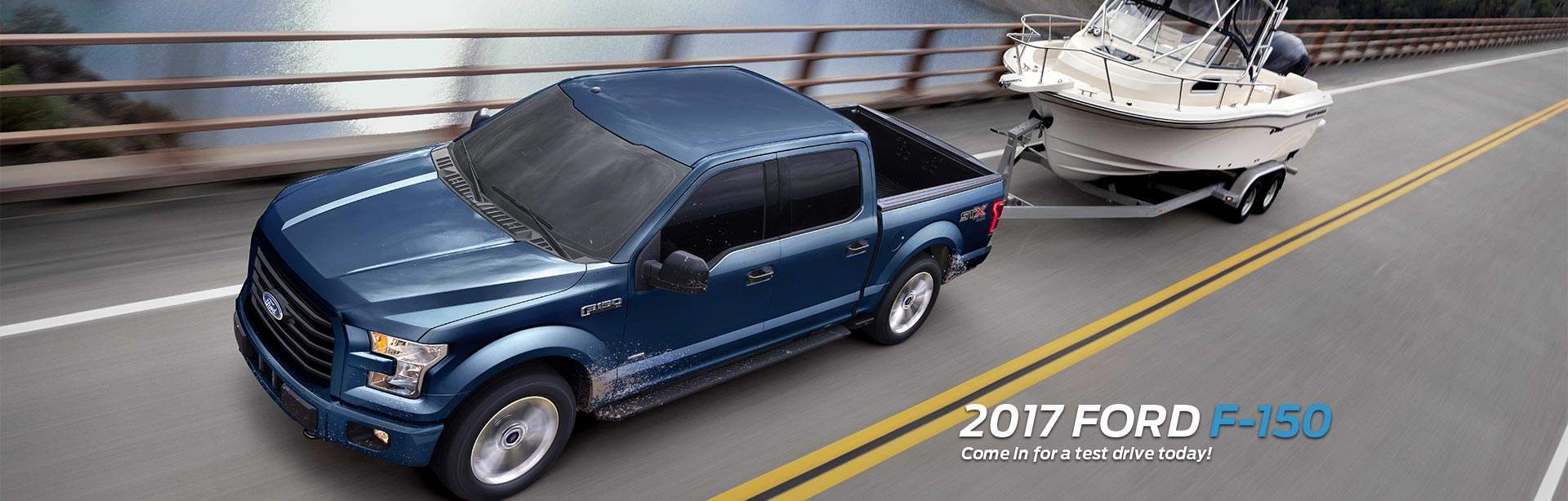 New Ford F-150 at Eckenrod Ford Lincoln