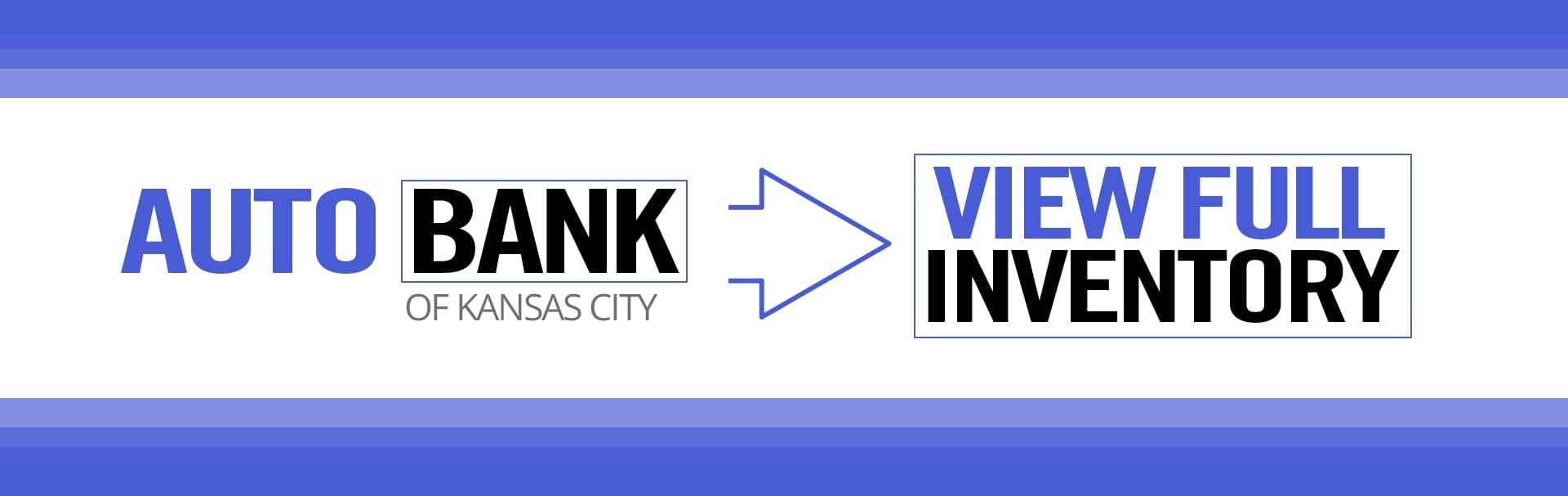 View All Inventory at Auto Bank of Kansas City