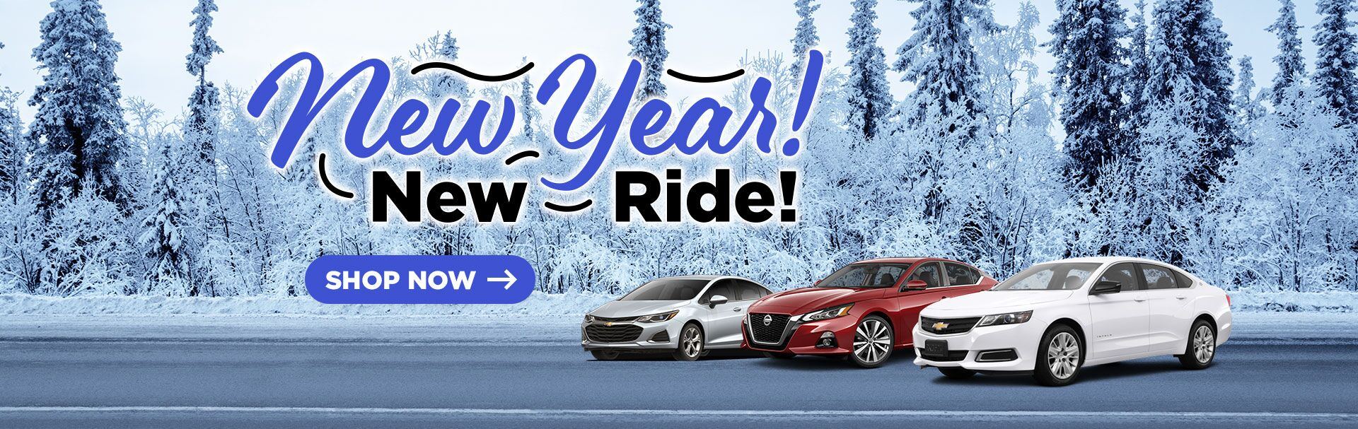 Auto Bank - New Year Specials