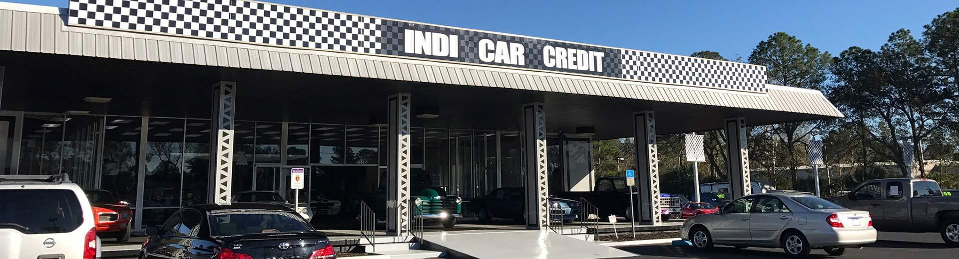 Used Cars at Indi Car Credit