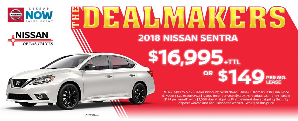 Mobile March Sentra Offer